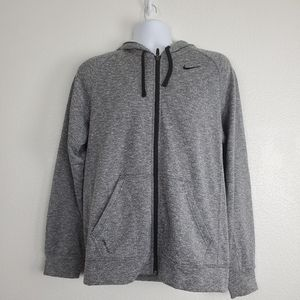 Nike Dry-Fit gray sweater